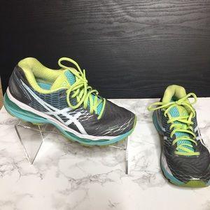 Women's Size 6.5 ASICS Running Shoes Gel-Nimbus 18